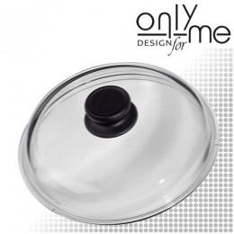 Стъклен капак - Ø26 cm  026