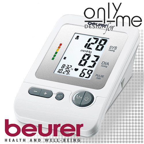 Апарат за кръвно налягане с маншон BEURER BM26