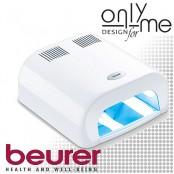 UV лампа за сушене на гел лак за нокти Beurer MP38