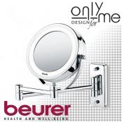Козметично огледало с LED подсветка и стойка за стена BEURER BS59
