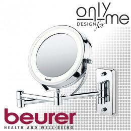 Козметично огледало с LED подсветка и стойка за стена BEURER