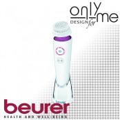 Четка с 4 броя приставки за почистване на лице BEURER