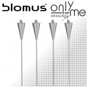 Комплект 4 броя градински мини факли BLOMUS