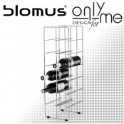 Стойка за вино PILARE BLOMUS - 12 бутилки
