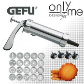 Метален сладкарски шприц GEFU