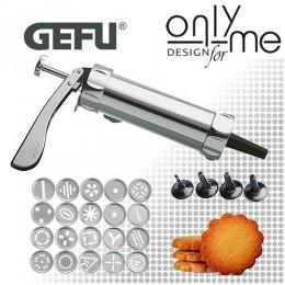 Метален сладкарски шприц GEFU 14320