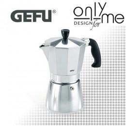 Алуминиева кафеварка за 3 кафета LUCINO GEFU 16070
