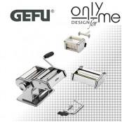 Ръчна машина за прясна паста с 3 приставки PASTA PERFETTA DE LUXE GEFU