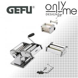 Ръчна машина за прясна паста с 3 приставки PASTA PERFETTA DE LUXE GEFU 28300