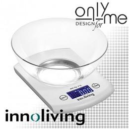 Електронна кухненска везна с купа INNOLIVING INN-131