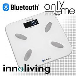 Електронен кантар с Bluetooth връзка INNOLIVING INN-141