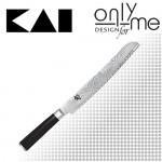 Нож за хляб Shun KAI - 23см