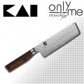 Нож за зеленчуци Nakiri Shun Premier KAI - 14см