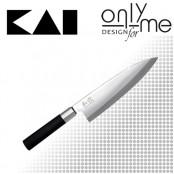 Нож DEBA WASABI BLACK KAI - 21cm