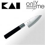 Нож DEBA WASABI BLACK KAI - 10,5cm