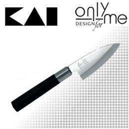 Нож DEBA WASABI BLACK KAI 6710D