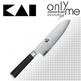 Нож за лява ръка Santoku Shun KAI DM-0702L