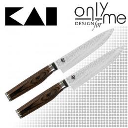 Комплект кухненски ножове Shun Premier KAI TDMS-400
