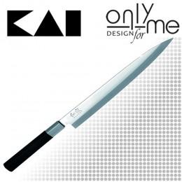 Нож Yanagiba WASABI KAI 6724Y
