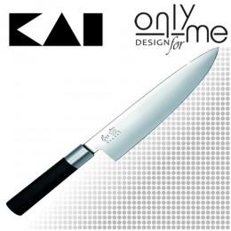 Нож на шефа WASABI KAI 6720C
