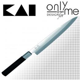 Нож Yanagiba WASABI KAI 6721Y