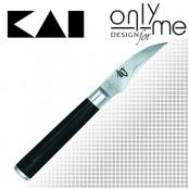Нож за белене на плодове и зеленчуци SHUN KAI - 6,5cm