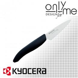 Керамичен нож за белене KYOCERA FK-075 WH-BK - 7,5 cm