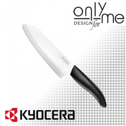 Готварски керамичен нож KYOCERA FK-160 WH-BK - 16 cm