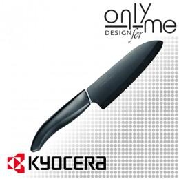 Готварски керамичен нож KYOCERA FK-140 BK-BK - 14 cm