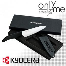 Керамичен нож с предпазител KYOCERA FK-140WH-BG  - 14 cm