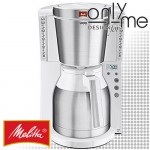 Шварц кафе машинa LOOK THERM TIMER Melitta /бяла/
