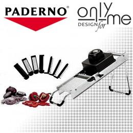 Ренде тип Мандолина със 7 ножа PADERNO 49829-11