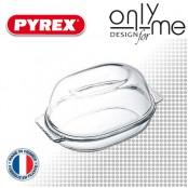 Тава за печене от боросиликатно стъкло PYREX - 5,9 L