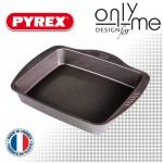 Правоъгълна тава за печене от въглеродна стомана PYREX - 30х24 cm