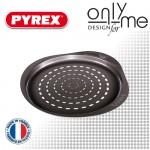 Тава от въглеродна стомана за печене на пица PYREX - ⌀32 cm