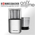 Електрическа мелничка за кафе, ядки и подправки EGK 200 ROMMELSBACHER