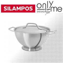 Супник с капак Silampos GrandHotel 631001 - BB8326 - 100  - Ø26 см.