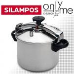 Тенджера за готвене под налягане Silampos - 4,5 литра
