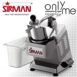Зеленчукорезачка с 5 броя режещи диска Sirman