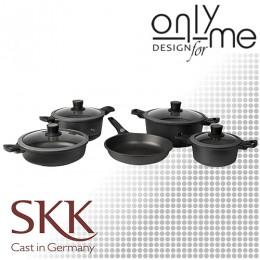 Комплект съдове за готвене SKK - 9 части SKK 14900