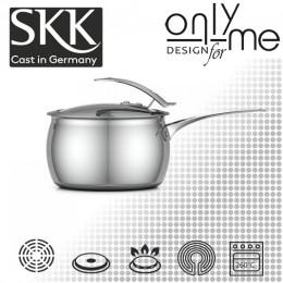 Касерола SKK Inox Serie 1 - Ø 16см 2л