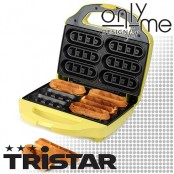 Гофретник за 6 броя вафли Tristar