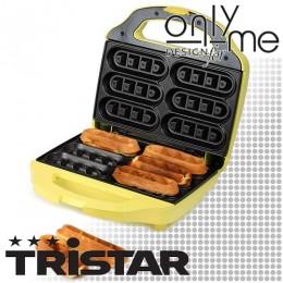 Гофретник за 6 броя вафли Tristar WF-2116
