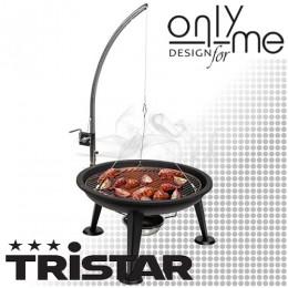 Барбекю на дървени въглища Tristar BQ-6850
