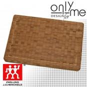 Бамбукова дъска за рязане ZWILLING - 355 х 30 х 250mm