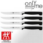 Комплект 4 броя ножа за стек ZWILLING VIER STERNE - 14cm