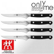 Комплект 4 броя ножа за стек ZWILLING PRO