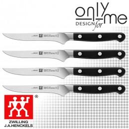 Комплект 4 броя ножа за стек ZWILLING PRO ZW-38430-002-0