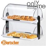 Двоен бюфетен дисплей Bartscher A500405