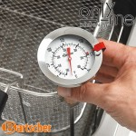 Термометър за фритюрници от +38°C до +205°C градуса Bartscher